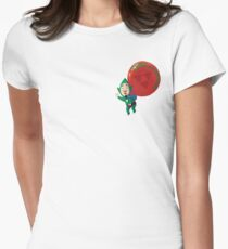 Tingle  Womens Fitted T-Shirt
