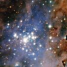 Star Cluster by flashman