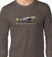 Messerschmitt BF 109 Long Sleeve T-Shirt