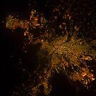 Cairo, Nile Delta, Egypt by flashman