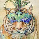 Tiger by Brandon Keehner