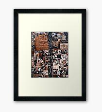 NEW YORK VII Framed Print