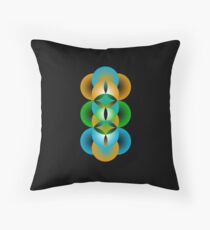 The Hanged One Throw Pillow