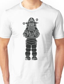 Robby the Robot Unisex T-Shirt