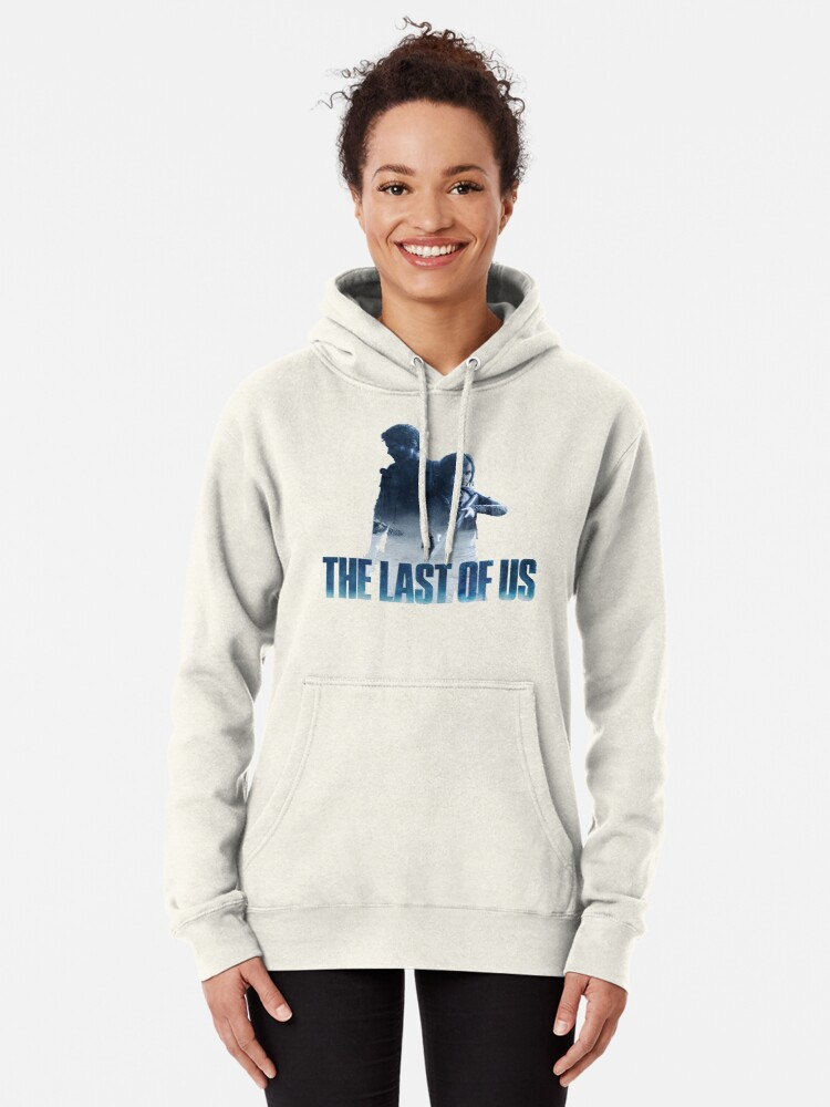 """Alternate view of The Last Of Us """"Cold Winter"""" Pullover Hoodie"""