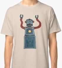 Crazy Arm Robot Classic T-Shirt