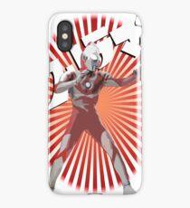 UltraMan Japanese Fun Time iPhone Case/Skin