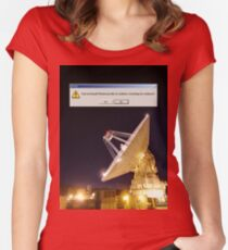 God Not Found - PIA17790-1920x1200 Goldstone 70-Meter Women's Fitted Scoop T-Shirt