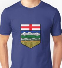 Flag of Alberta Unisex T-Shirt