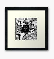 SURREALISM  Framed Print