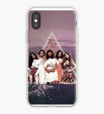 Fifth Harmony - 7/27 (Mountains) iPhone Case