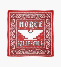Norte Killa-Cali (Red Bandanna Design)  Scarf
