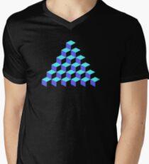 Q*Bert Pyramid T-Shirt