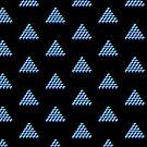 Q*Bert Pyramid by flashman
