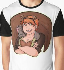 Unbeatable Squirrel Girl!! Graphic T-Shirt