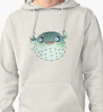 Pufferfish  Pullover Hoodie