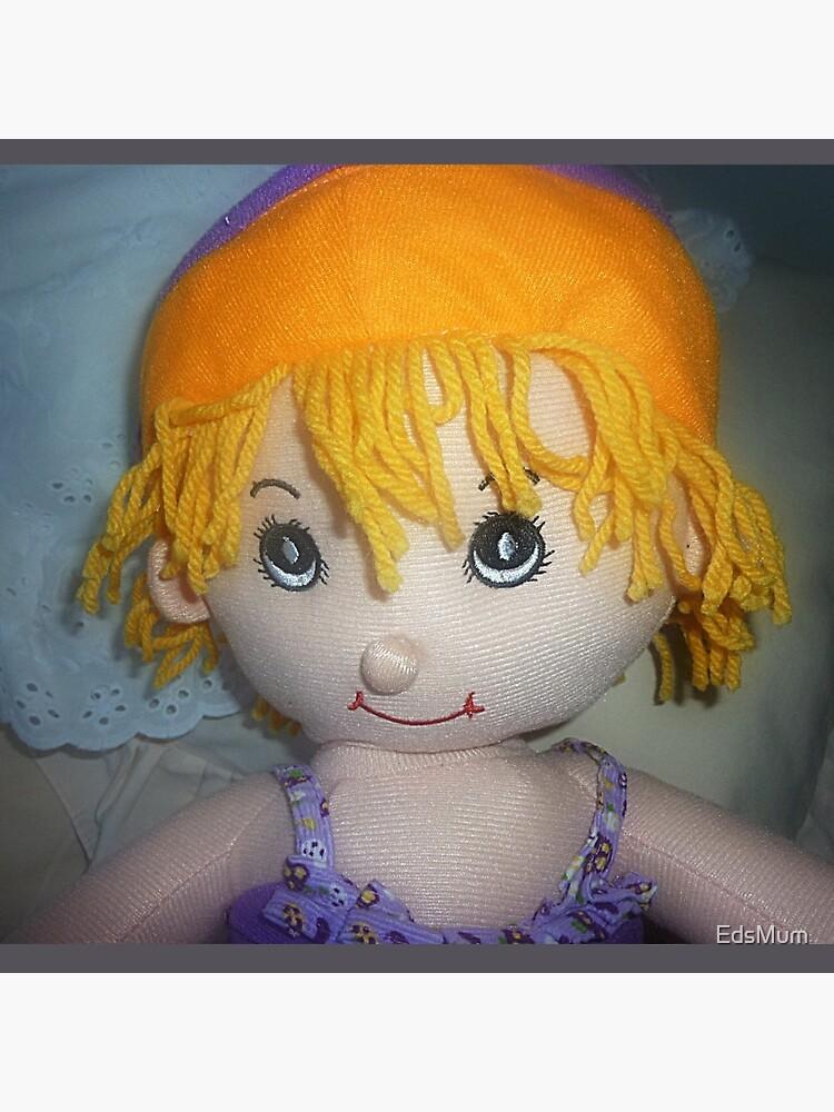 Rubin - Rag-Puppe von EdsMum