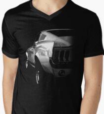 ford mustang v8 Men's V-Neck T-Shirt