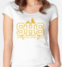 BTS SDHS Women's Fitted Scoop T-Shirt