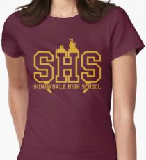 BTS SDHS Women's Fitted T-Shirt