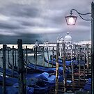 Venice By Lamplight by Brian Tarr