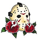 Jason Voorhees by Rebecca -