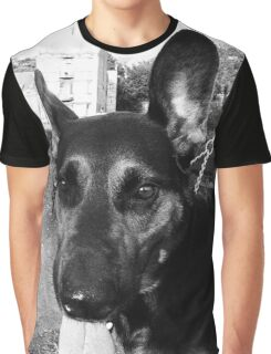 Silly Puppy Graphic T-Shirt
