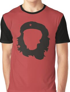 Faceless Revolutionary Graphic T-Shirt