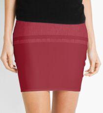 Minimalistic 3 - Raspberry Mini Skirt