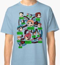 Scott pilgrim relationships Classic T-Shirt