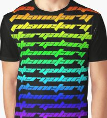 Another Dimension (neon) Graphic T-Shirt
