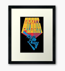 Scott pilgrim Framed Print