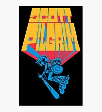 Scott pilgrim Photographic Print