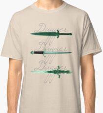 Dagger, dagger, dagger Classic T-Shirt