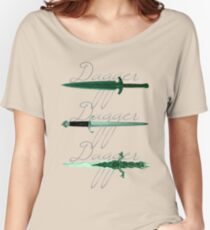 Dagger, dagger, dagger Women's Relaxed Fit T-Shirt