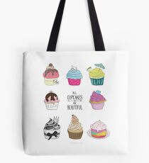 All Cupcakes are Beautiful I Tasche