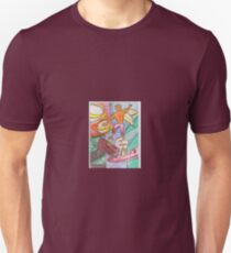 flying off the handle Unisex T-Shirt