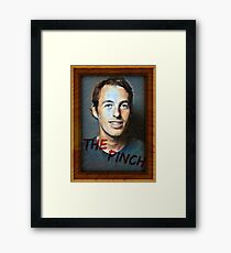 The Pinch- Jake and Amir Framed Print