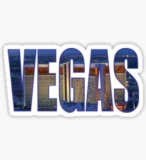 Vegas (Mirage) Sticker