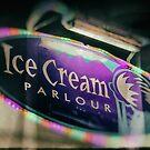 Melted Icecream by Adam Calaitzis