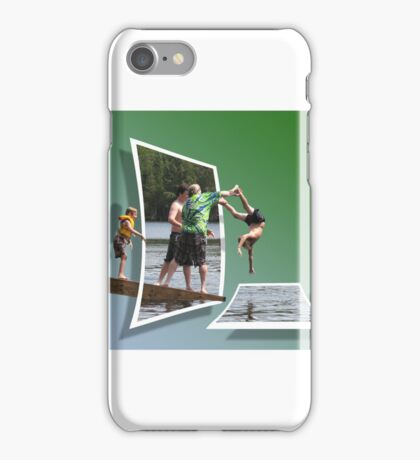 Lake Plunge OOB iPhone Case/Skin