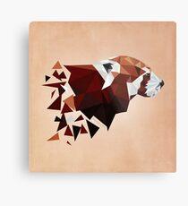 Red Panda II Metalldruck