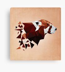 Red Panda II Leinwanddruck