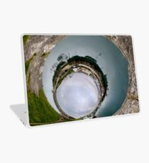 Hurry Head Harbour, Carnlough, County Antrim - Sky In Laptop Skin