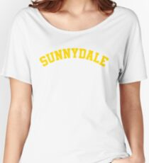 SUNNYDALE Women's Relaxed Fit T-Shirt