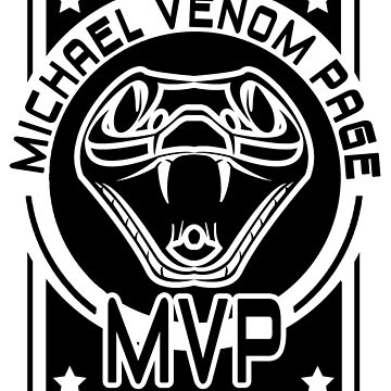 Michael Venom Page by FightZoneUltra