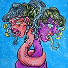 Absence & Disgust by Madison Cowles
