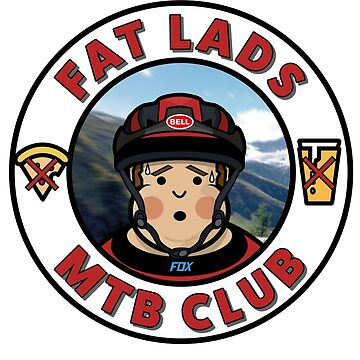 The Fat Lads Mountain Bike Club by CptSpudgun