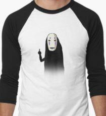 No Face and a Bird T-Shirt