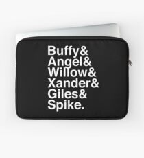 The Scooby Gang Classic White Laptop Sleeve